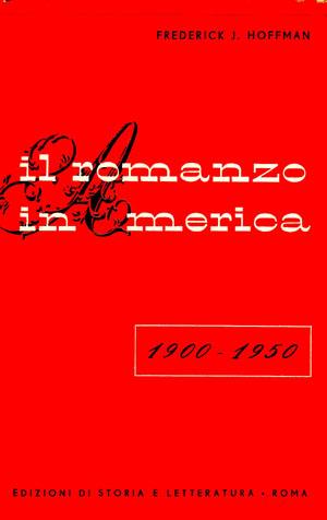 copertina di Il romanzo in America