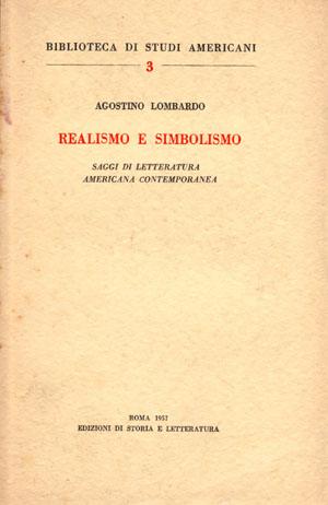 copertina di Realismo e simbolismo