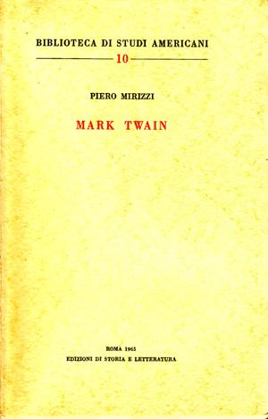 copertina di Mark Twain