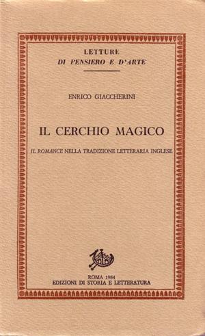 copertina di Il cerchio magico