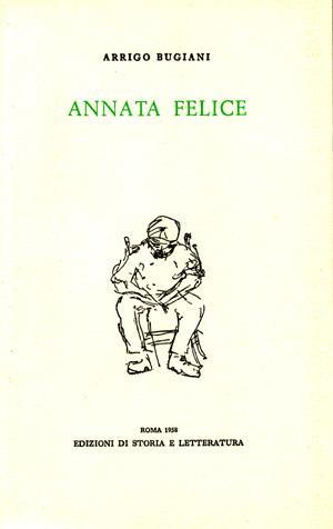 copertina di Annata felice
