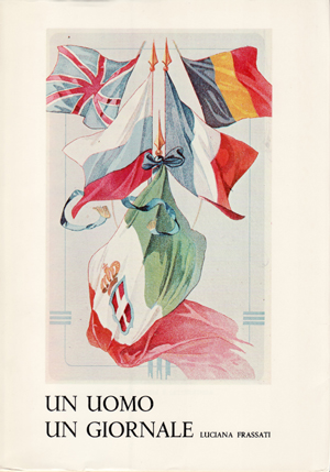 copertina di Un uomo, un giornale: Alfredo Frassati, vol. II