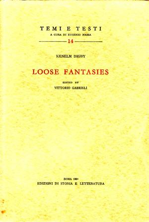copertina di Loose Fantasies