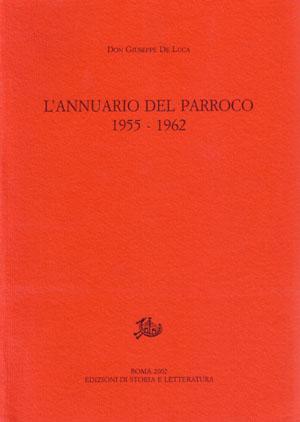 copertina di L'annuario del parroco