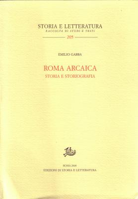 copertina di Roma arcaica
