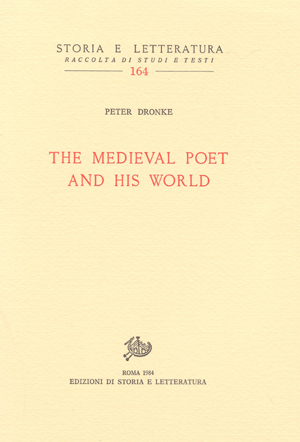 copertina di The Medieval Poet and his World