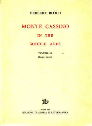 copertina di Monte Cassino in the Middle Ages