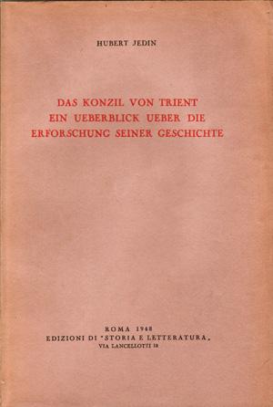 copertina di Das Konzil von Trient