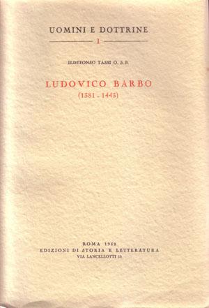 copertina di Ludovico Barbo (1381-1443)