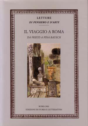 copertina di Il viaggio a Roma