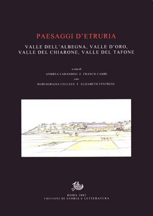 copertina di Paesaggi d'Etruria
