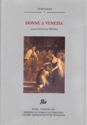 copertina di Donne a Venezia