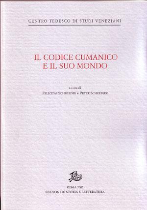 copertina di Il codice cumanico e il suo mondo