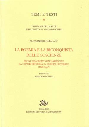 copertina di La Boemia e la riconquista delle coscienze