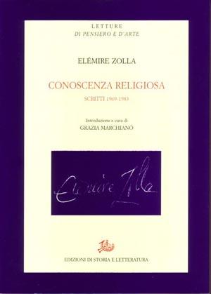 copertina di Conoscenza religiosa