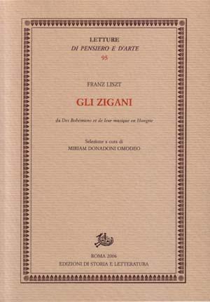 copertina di Gli zigani