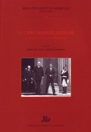 copertina di Le crisi transatlantiche