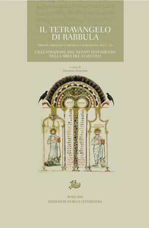 copertina di Il Tetravangelo di Rabbula