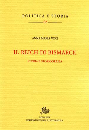 copertina di Il Reich di Bismarck