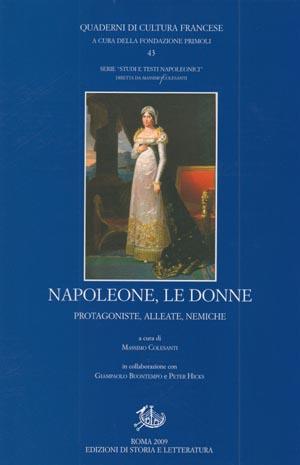 copertina di Napoleone, le donne