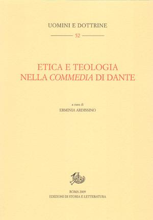 copertina di Etica e teologia nella Commedia di Dante