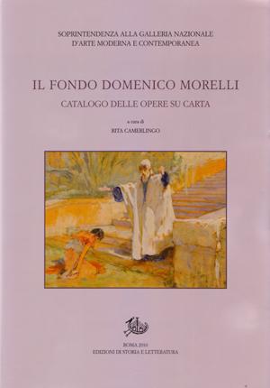 copertina di Il fondo Domenico Morelli