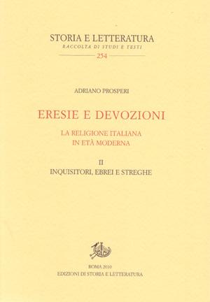 copertina di Eresie e devozioni