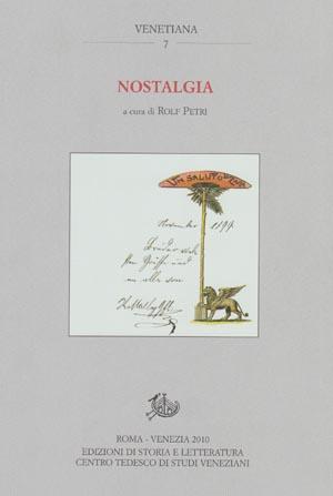 copertina di Nostalgia