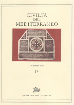 copertina di Civiltà del Mediterraneo, 14