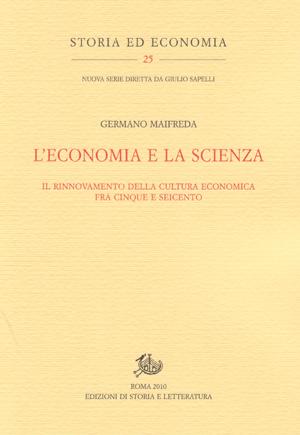 copertina di L'economia e la scienza