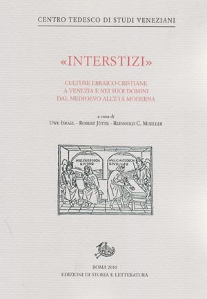 copertina di «Interstizi»