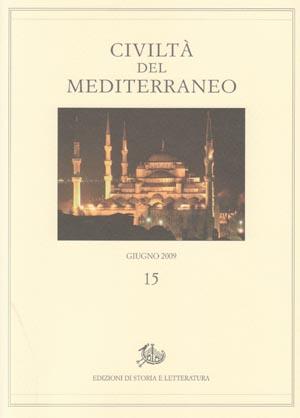 copertina di Civiltà del Mediterraneo, 15