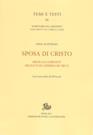 copertina di Sposa di Cristo