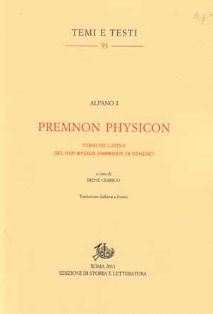 copertina di Premnon Physicon