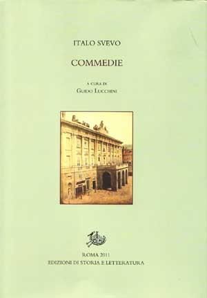 copertina di Commedie