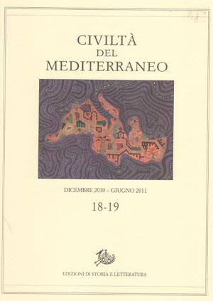 copertina di Civiltà del Mediterraneo, 18-19
