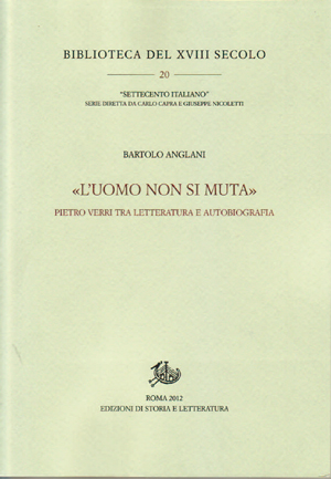 copertina di «L'uomo non si muta»