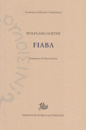 copertina di Fiaba