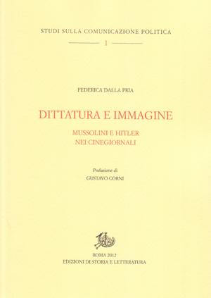 copertina di Dittatura e immagine