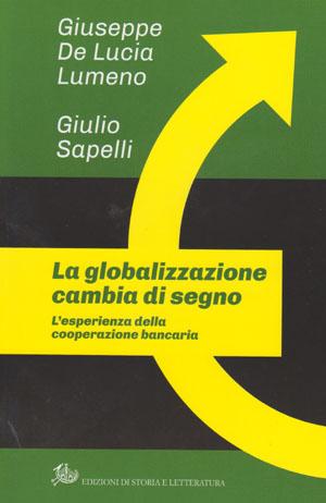 copertina di La globalizzazione cambia di segno