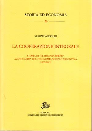 copertina di La cooperazione integrale