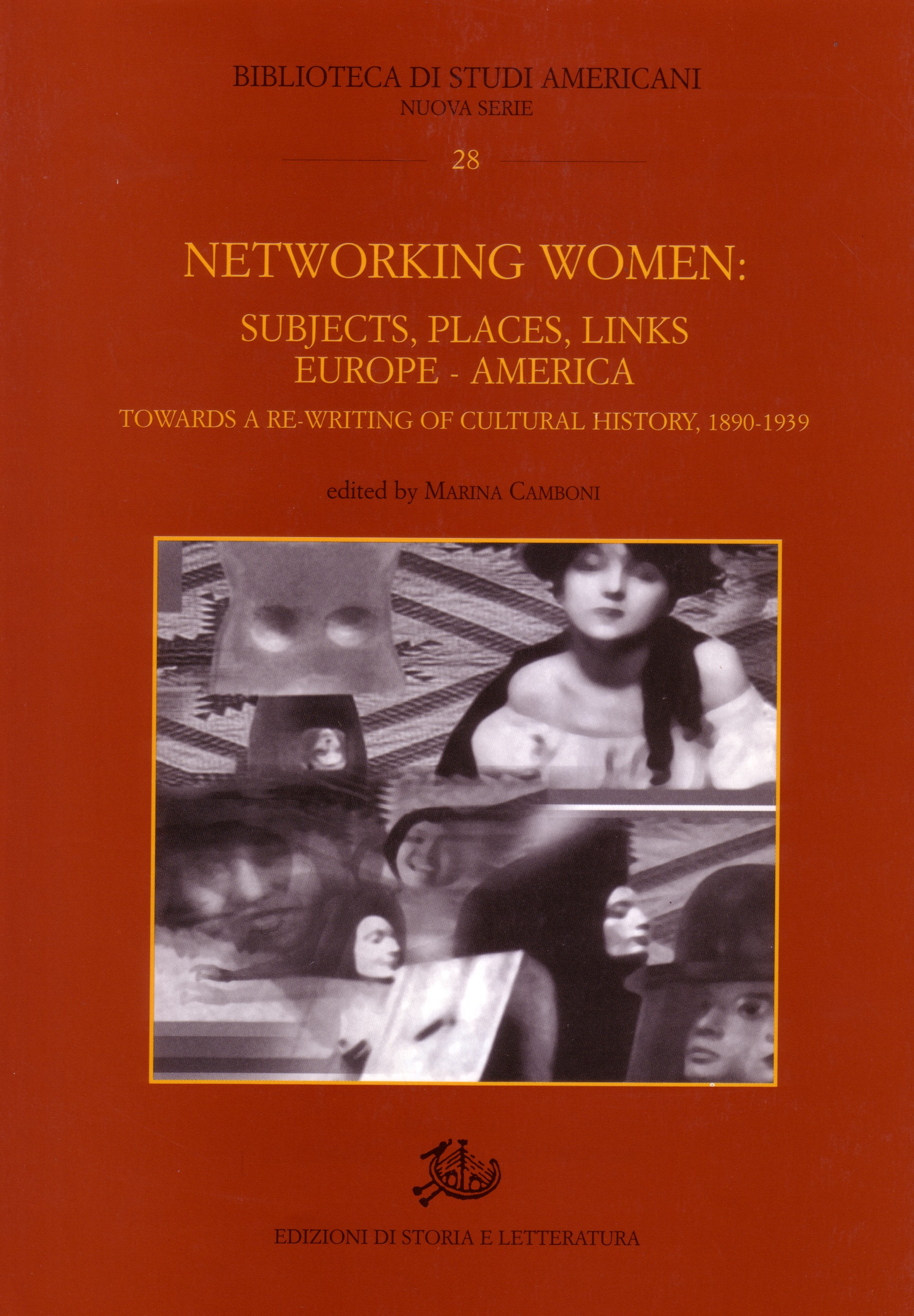 copertina di Networking Women: Subjects, Places, Links Europe-America, 1890-1939