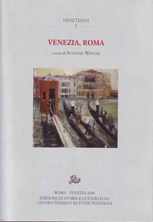 copertina di Venezia, Roma