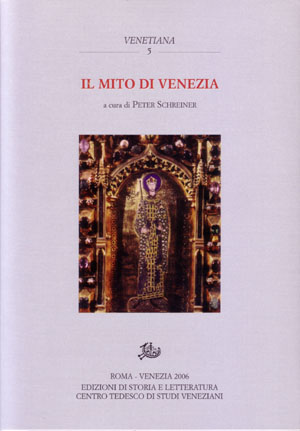 copertina di Il mito di Venezia