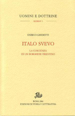 copertina di Italo Svevo