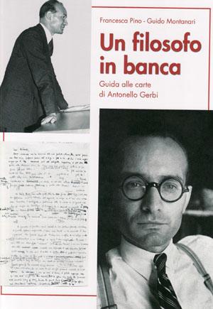 copertina di Un filosofo in banca