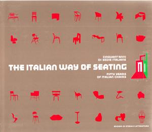 copertina di The Italian Way of Seating