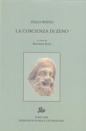 copertina di La coscienza di Zeno
