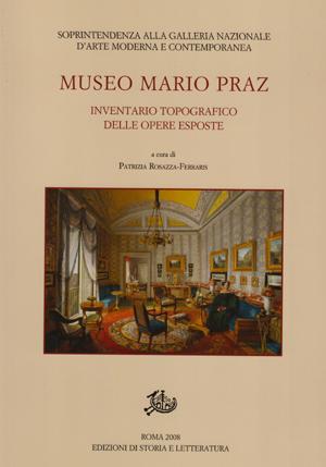 copertina di Museo Mario Praz