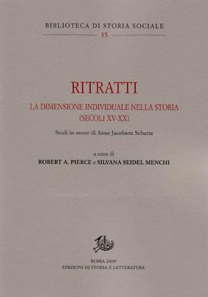 copertina di Ritratti